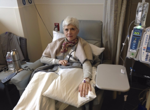 Lana chemo day 1